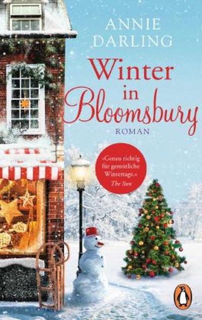 Winter in Bloomsbury