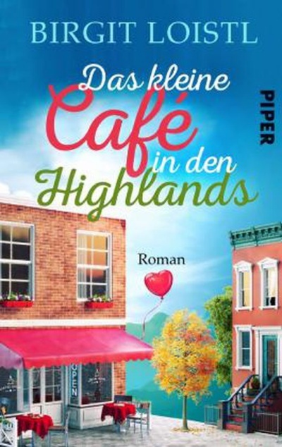 Das kleine Café in den Highlands