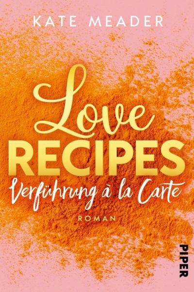 Love Recipes Verführung á la Carte